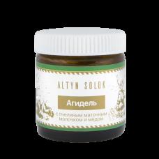 Ежедневный крем Агидель с пчелиным маточным молочком и медом