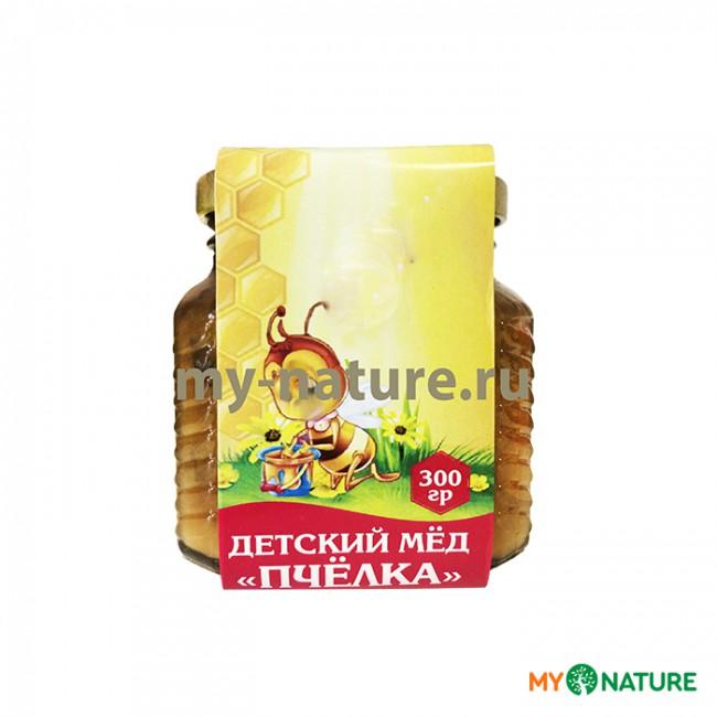 """Детский мед """"Пчёлка"""", 300 г"""