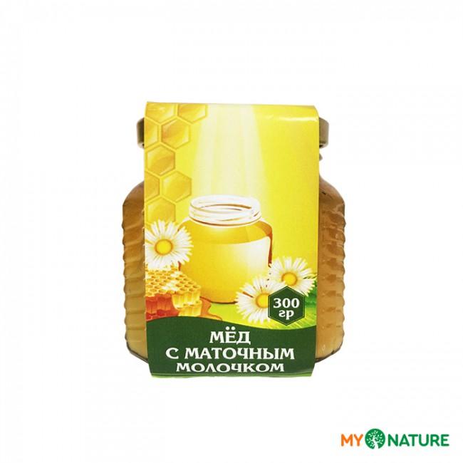 Купить Мёд с маточным молочком с доставкой в Салавате - интернет-магазин My Nature