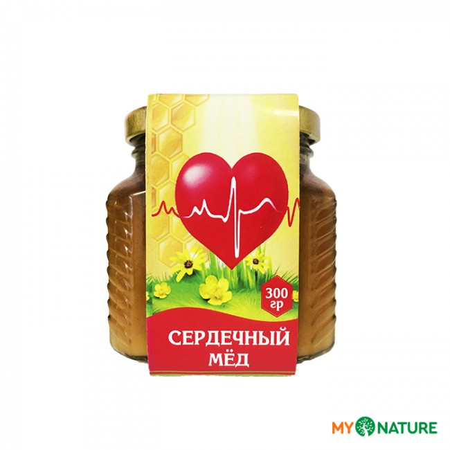 Купить Сердечный мёд с доставкой в Салавате и России - магазин My Nature