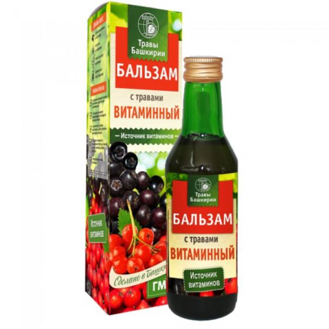 """Бальзам """"Витаминный с витамином С"""", 240 мл"""