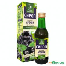 Сироп Аронии черноплодной, 240 мл