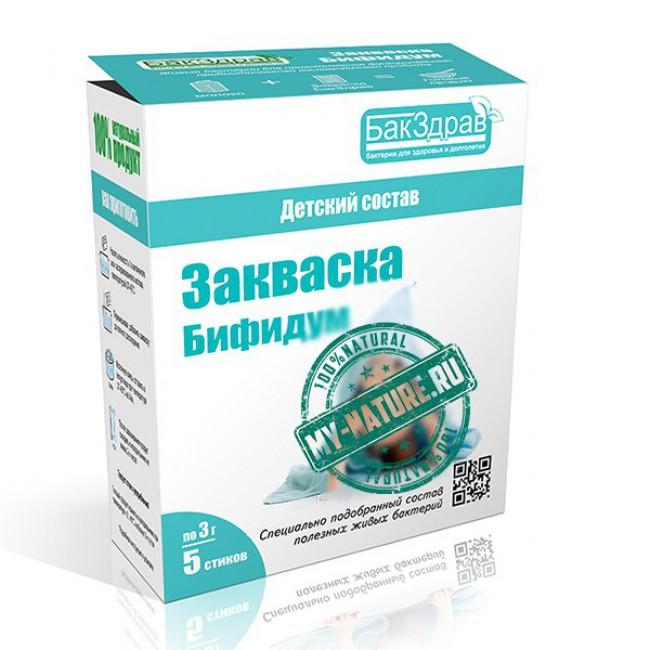Купить Закваску Бифидум с доставкой в Салавате и России - экомагазин My Nature