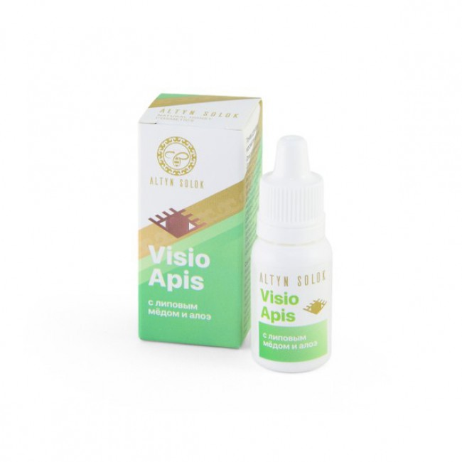 Тоник для век VISIO APIS с липовым медом и алоэ