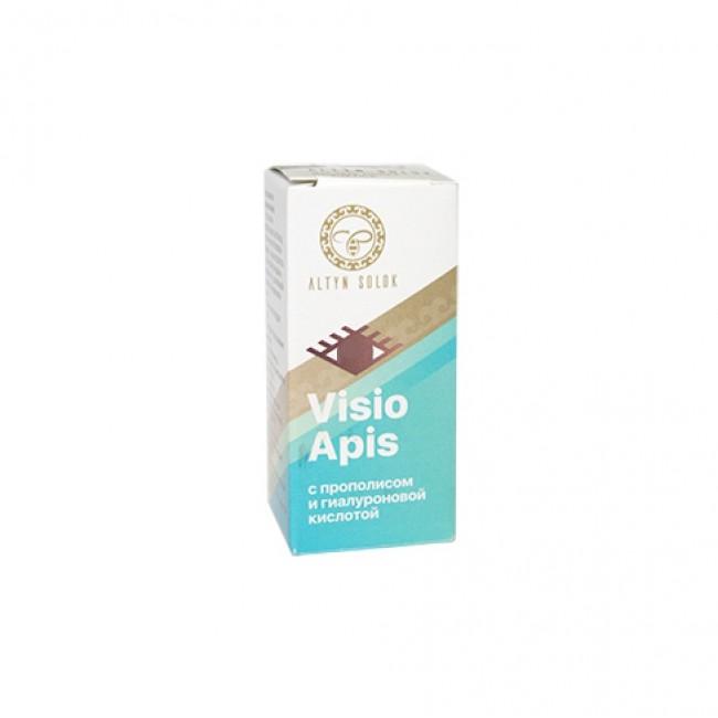 Глазные капли VISIO APIS с прополисом и гиалуроновой кислотой