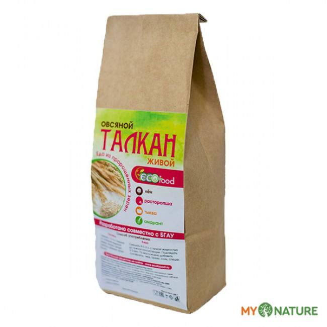 Купить Талкан овсяной с добавками с доставкой в Салавате и России - экомагазин My Nature