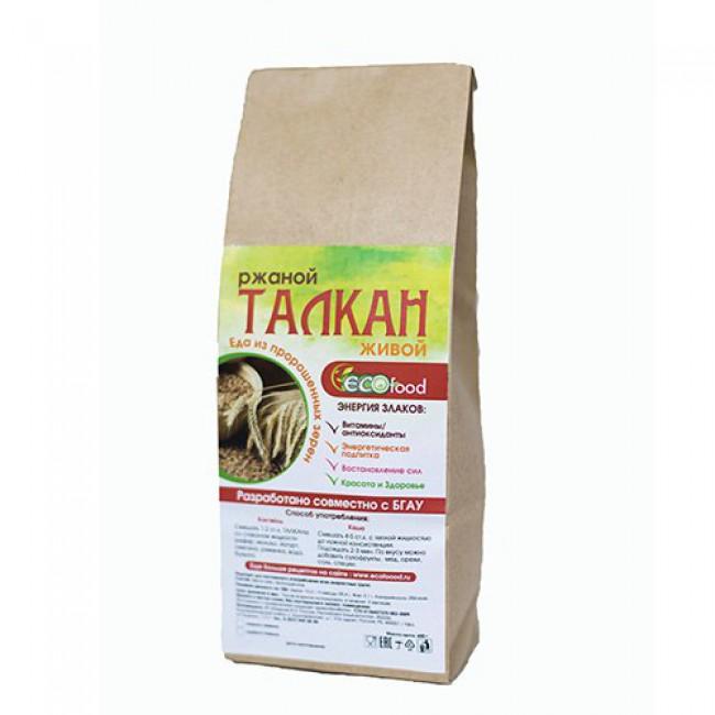 Купить Талкан ржаной с доставкой в Салавате и России - экомагазин My Nature