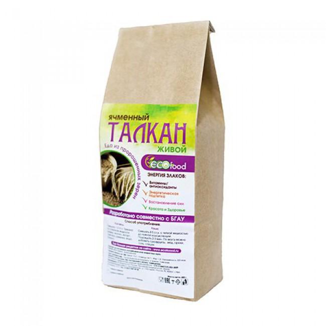 Купить Талкан ячменный с доставкой в Салавате и России - экомагазин My Nature