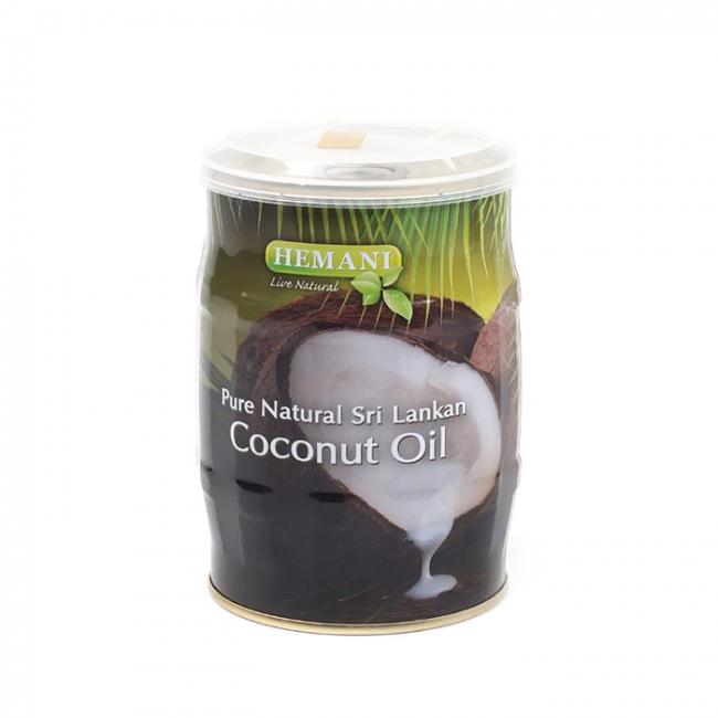 Кокосовое масло HEMANI косметическое, 400 мл