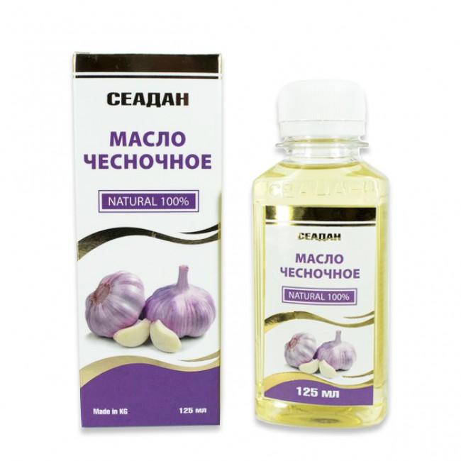 Масло Чесночное, 125мл, Seadan