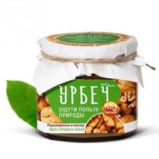 Ореховая паста (урбеч) Ядра грецкого ореха, 260 гр