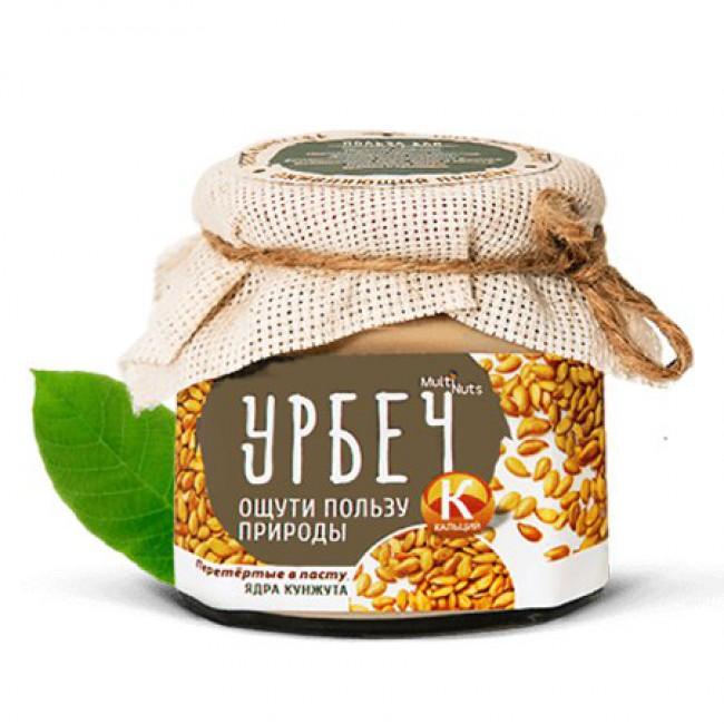Купить Ореховая паста (урбеч) Ядра кунжута с доставкой в Салавате и по России - эко-магазин My Nature