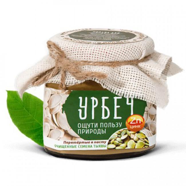 Купить Ореховая паста (урбеч) Семена тыквы с доставкой в Салавате и по России - My Nature