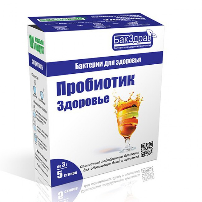 Купить Пробиотик Здоровье с доставкой в Салавате и России - экомагазин My Nature