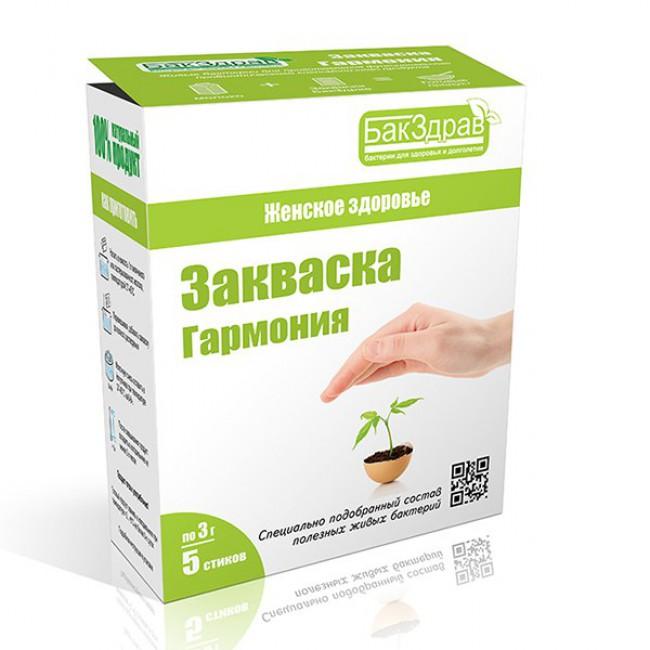 Купить Закваску Гармония с доставкой в Салавате и России - My Nature
