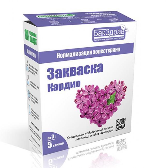 Купить Закваску Кардио с доставкой в Салавате и России - экомагазин  My Nature
