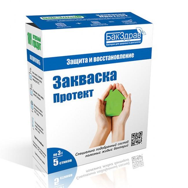 Купить Закваску Протект с доставкой в Салавате и России - экомагазин  My Nature